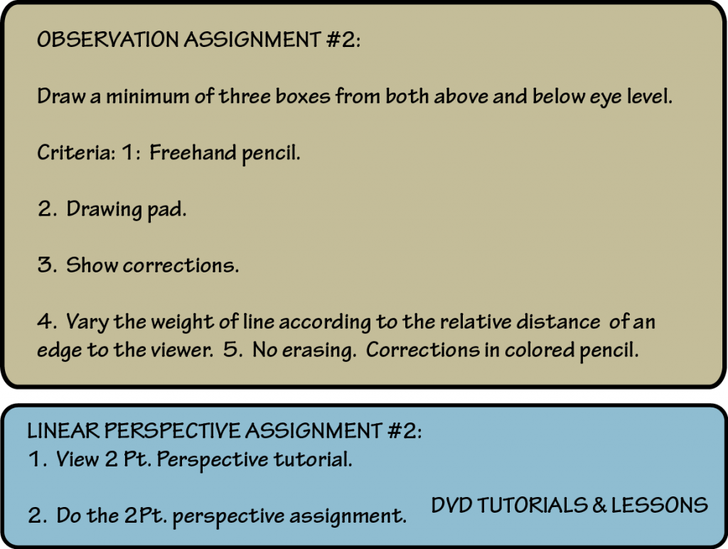 In-class assignments, week 2